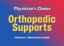 Physician's Choice® Catalog