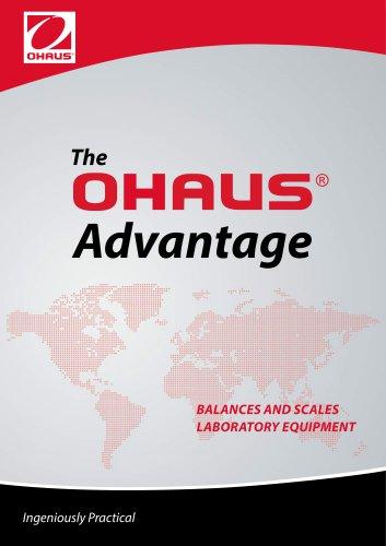 OHAUS Advantage