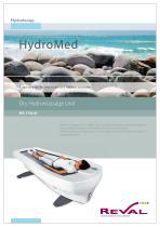 HYDROMED - Dry hydromassage unit