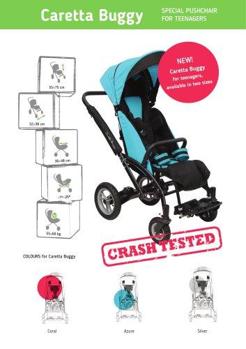 Caretta Buggy leaflet
