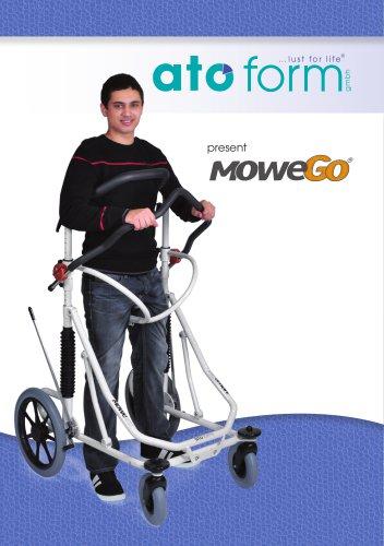 Gait trainer MoweGo
