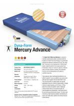 Dyna-Form™ Mercury Advance