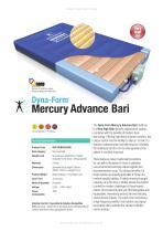 Dyna-Form™ Mercury Advance Bari