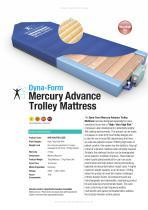Dyna-Form™ Mercury Advance Trolley