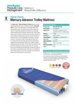 Dyna-Form Mercury Advance Trolley