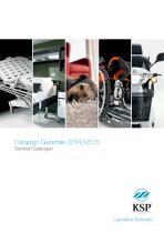 General Catalogue 2014/2015