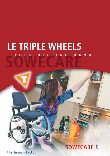 Leaflet Le Triple Wheels