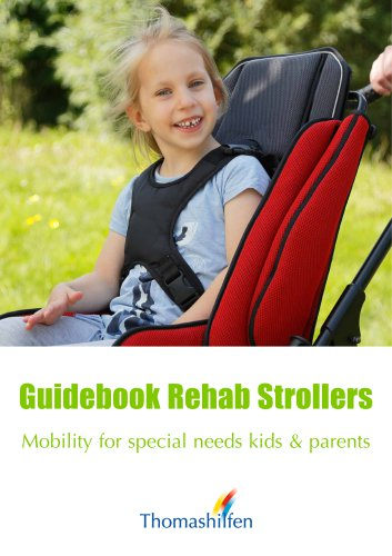 Guidebook Rehab Stroller