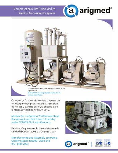 Medical Air Compressor System