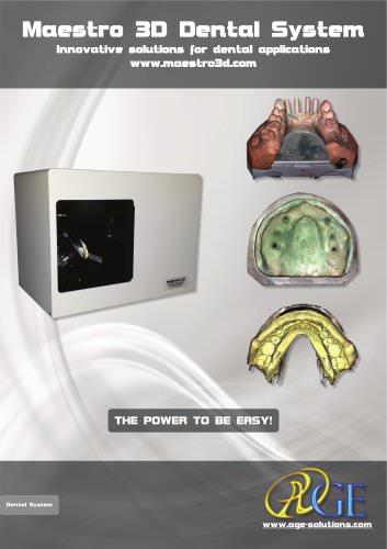 Maestro 3D Dental Syste