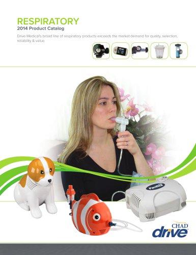 Respiratory 2014 Product Catalog