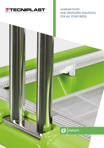 LAMINAR FLOW AND VENTILATED SOLUTIONS FOR ALL YOUR NEEDS