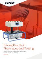 Pharmaceutical Testing Brochure 2020