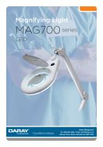 Magnifying Light MAG700  series