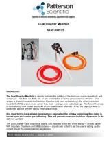 Dual_Diverter_Manifold Product Insert PS