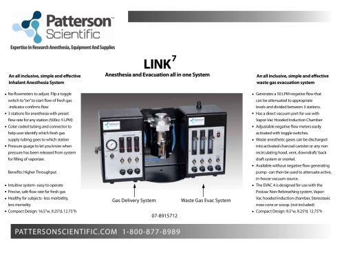 Link7 System Product Brochure- 078915712