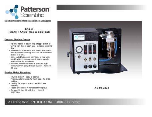 SAS - 3 (Smart Anesthesia System)
