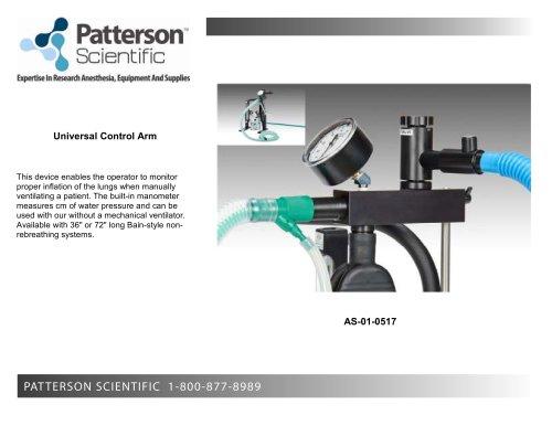 UNIVERSAL CONTROL ARM Brochure