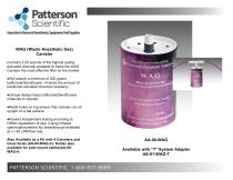 WAG CANISTER Brochure