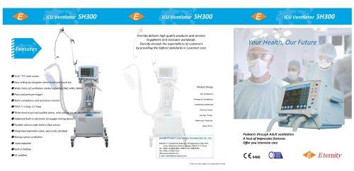 ICU Ventilator SH300