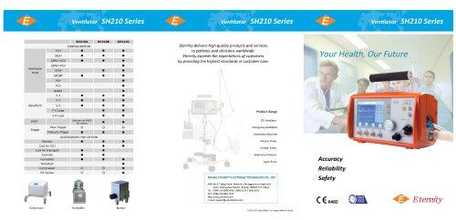 Portable Ventilator SH210 Series