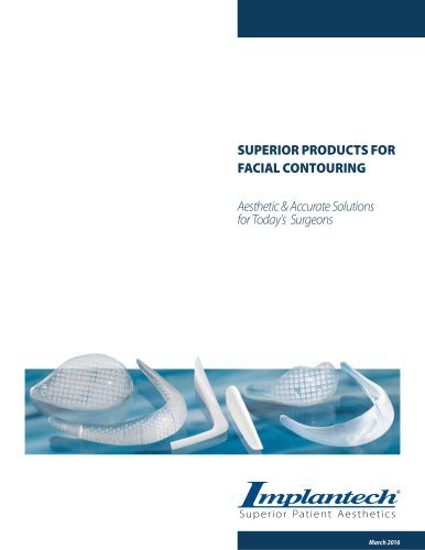 Implantech Catalog