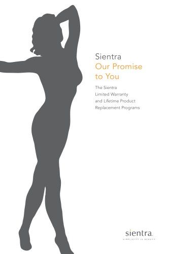 The Sientra Limited Warranty & Lifetime