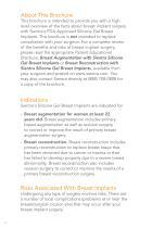 Sientra Silicone Gel Breast Implants - 4