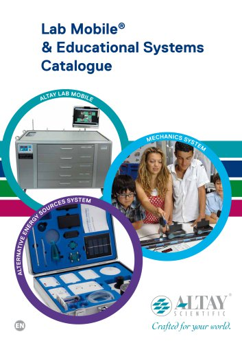 Lab Mobile ® & Educational Systems Catalogue