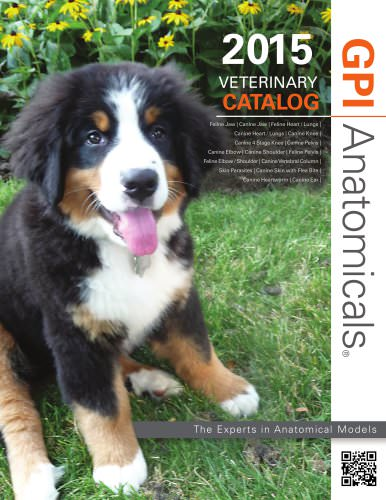 2015 VETERINARY CATALOG