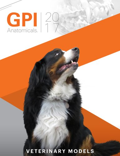 GPI-Anatomicals 2017 VETERINARY MODELS