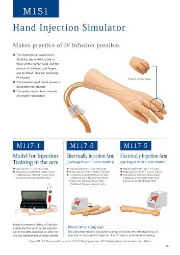 Hand Injection Simulator