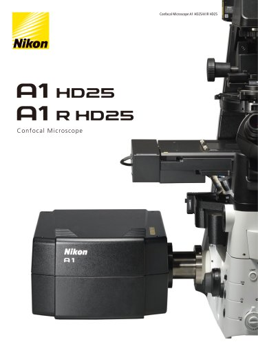 A1 HD25 / A1R HD25