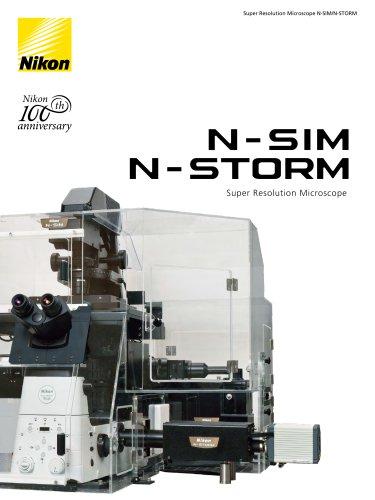 N-SIM N-STORM