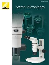 Stereomicroscopes