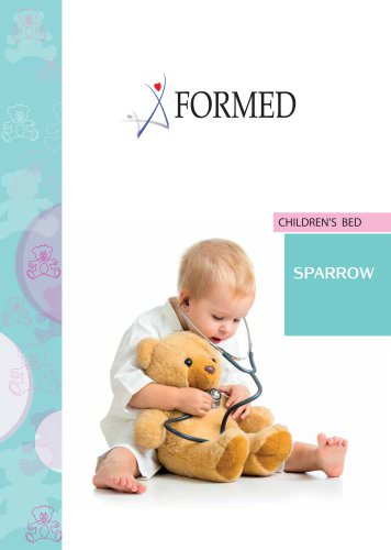 CHILDRE'S BED SPARROW