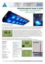 Phototherapy Lamp FL-2010