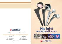Hip Joint Endoprostheses - 1