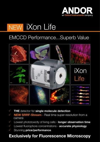 Andor iXon Life EMCCD