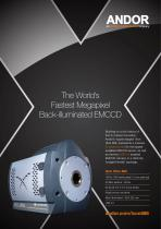 iXon Ultra 888 EMCCD