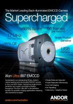 iXon Ultra 897 EMCCD