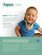 Aspen Pediatric Collars