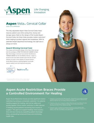 Aspen Vista™ Cervical Collar