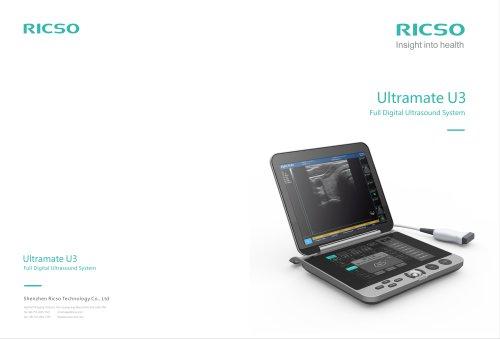 Brochure of Ultramate U3