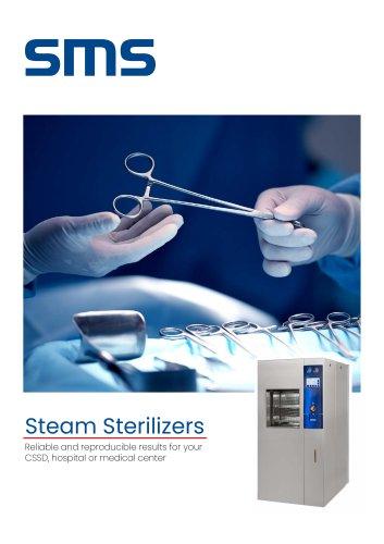 Steam Sterilizers