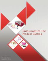 Immunostics Inc Products Catalog