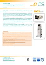 Automatic / manual dosing and Nitric Oxide monitor