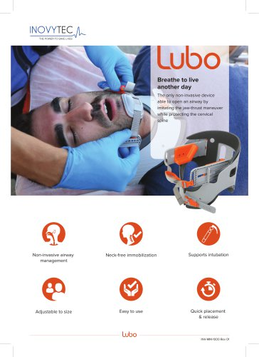 Lubo Airway Management Device