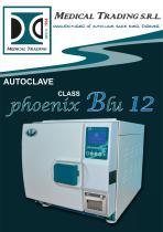 Depliant Phoenix Blu 12