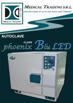 Depliant Phoenix Blu LED 18-24